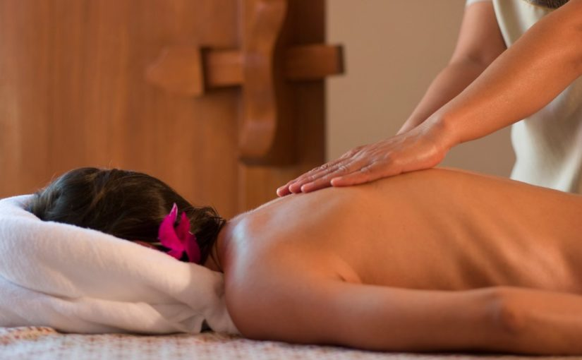 bölgesel masaj
