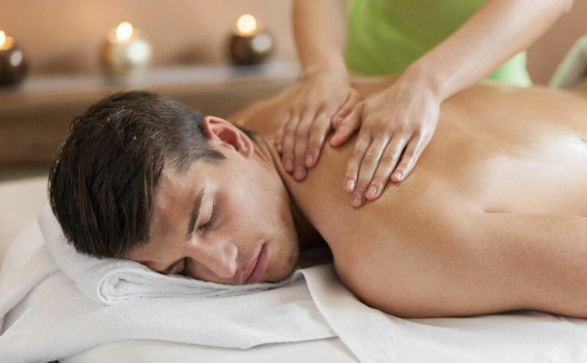 Kendi kendinize masaj yapın
